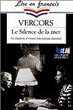 Le Silence de la mer - LGF - Livre de Poche - 01/01/1994