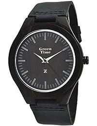 Gioielleria Selenor Green Time - reloj de madera unisex