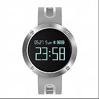 Herzfrequenz Monitor Wireless Fitness Tracker Sport Armband,Schöne Mode,Bewegungserkennung,Modisch Zeitloses Design,sport uhr für Android Smartphone und iPhone,Push-Message-ID Benachrichtigung