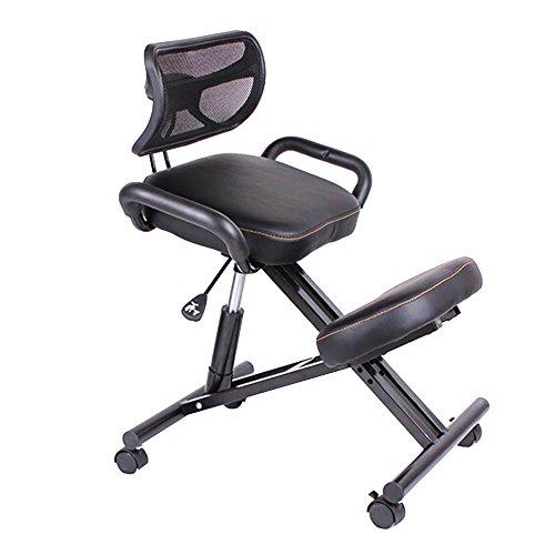 Mejores sillas ergonomicas con respaldo comparativa y for Silla ergonomica amazon