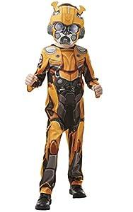 Disfraz oficial de Bumblebee de la película de Transformers de Rubie