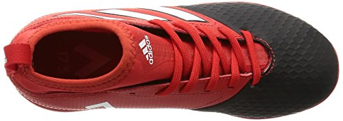 adidas Unisex-Kinder Ace 17.3 in Fußballschuhe Rot (Red/ftwr White/core Black)