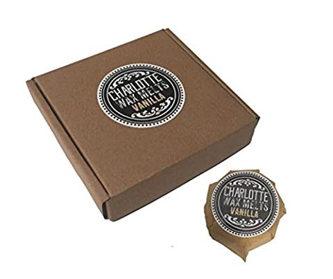 Charlotte Wax Melts Vanilla Scented Box Of Four
