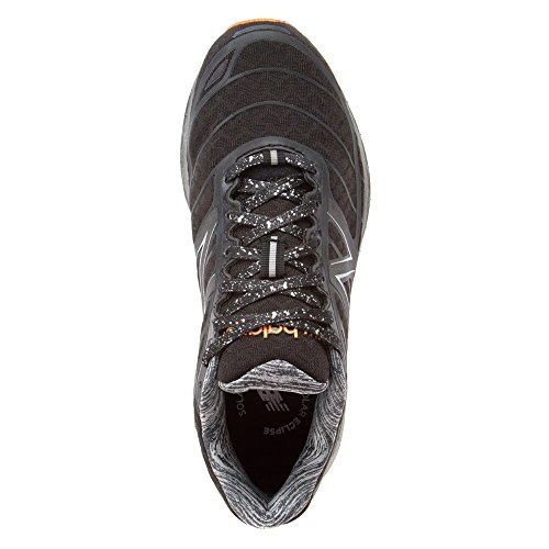 New Balance Damen W980ep2 Sneaker Negro / Plata