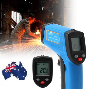 Generic Portable Digital Laser Infrared Thermometer