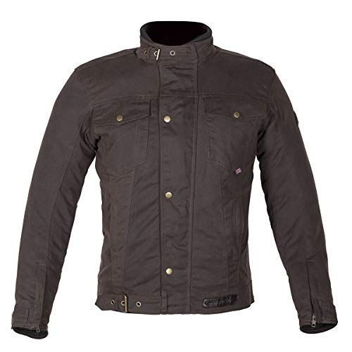 40e69f6b15a85 Wax motorcycle jackets the best Amazon price in SaveMoney.es