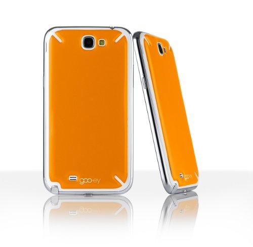 Goo.ey Skin für Samsung Galaxy Note 2, Parent ASIN orange