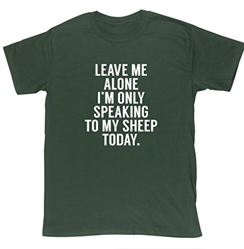 hippowarehouse-leave-me-alone-im-only-speaking-to-my-sheep-today-unisex-short-sleeve-t-shirt