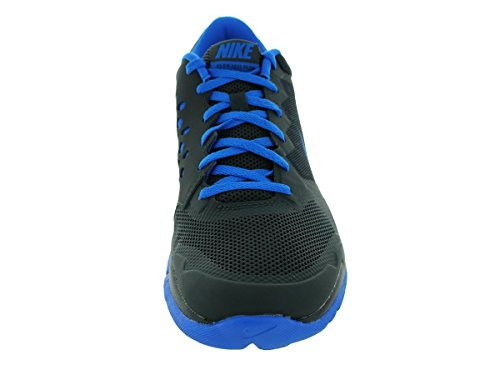 Nike Flex 2015 Rn Scarpe da ginnastica, Uomo Anthracite / Soar