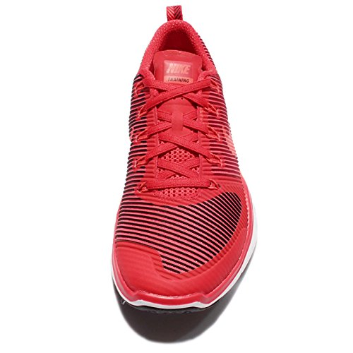 Nike Herren Versatilità Del Treno Libero Laufschuhe Naranja (rosso Brillante / Nero Palestra Rosso)