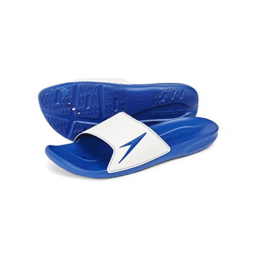 Speedo Atami Ii Pool Schieberegler Sandalen, Royal Blau / Weiß Royal Blau / Weiß