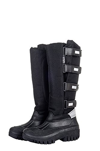 HKM Winterthermostiefel Kodiak, Schuhgrösse 39, schwarz