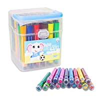 Marte Vanci Stamper Coloring Pens Washable for kids Colouring Books Sketching