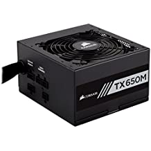 CORSAIR TX Series TX650M 650W Smps 80 PLUS Gold Modular Power Supply