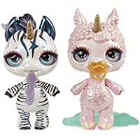 Poopsie Sparkly Critters que mágicamente caca o escupe baba, multicolor (MGA Entertainment UK LTD 561057) , color/modelo surtido