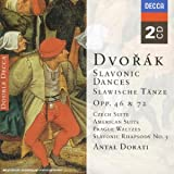 Dvorak : Danses Slaves (Coffret 2 CD)