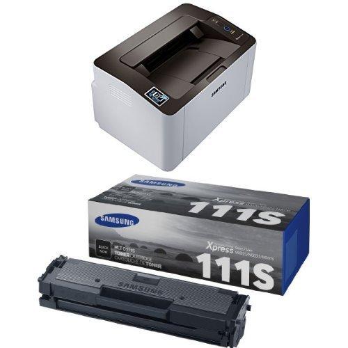 Samsung SL-M2026W/SEE Xpress Laserdrucker inkl. Starter-Toner + Extra Original-Toner