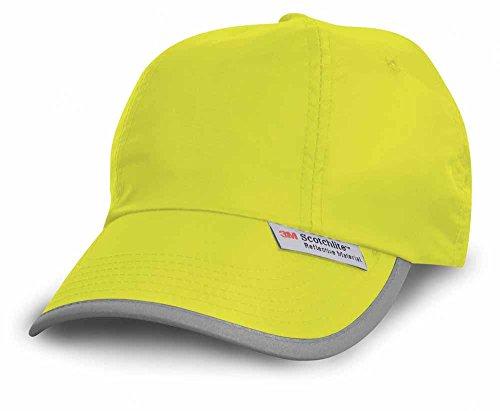 Result - casquette fluo RC035 - mixte adulte - coloris jaune