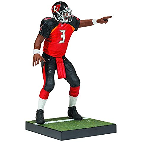 McFarlane NFL Series 37 JAMEIS WINSTON #3 - Tampa Bay Buccaneers Sports Picks Figure