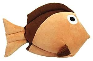 Tickles Stuffed Soft FISH Cushion Toy Pillow Car 42 cm