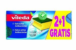 vileda-anti-bactérien-kit Tampons Super absorbante-lot 21Free