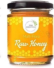 Raw Essentials Pure Unfiltered Multi Flora Raw Honey, 350g