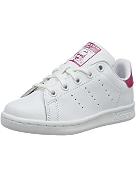 adidas Kinder-Unisex Stan Smith C Basketballschuhe