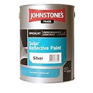 johnstone 39 s trade 5 litre solar reflective paint amazon. Black Bedroom Furniture Sets. Home Design Ideas
