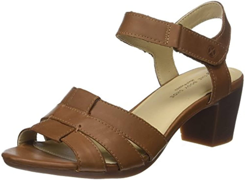 Hush Puppies Qtr Strap Ma, Ma, Ma, Sandali con Cinturino alla Caviglia Donna | La qualità prima  6d36d5