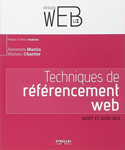 Techniques de rfrencement web : Audit et suivi SEO