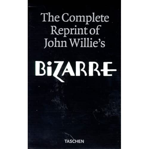 The complete reprint of John Willie's 'Bizarre'