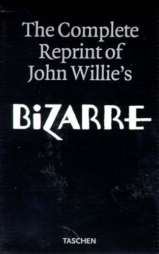 The complete reprint of John Willie's