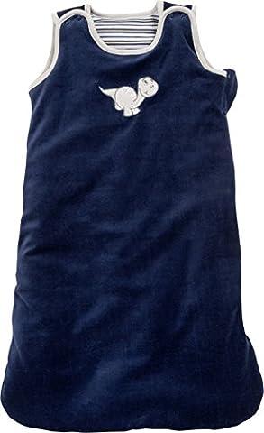 Schnizler Nicki Dino, Oeko-Tex Standard 100, Gigoteuse Bébé Garçon, Bleu