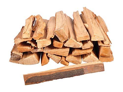 Anzündholz 30 kg getrocknetes Laubholz Buche Esche Ofen Kamin Feuer Anzünder Anfeuerholz