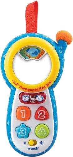 VTech Baby 80-111304 - Tierfreunde Fon