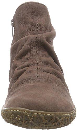 El NaturalistaN755 NIDO - Stivali classici imbottiti a gamba corta Donna Marrone
