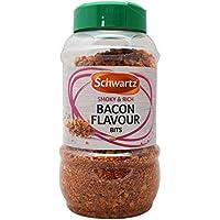 Schwartz Bacon Flavour Bits - Pack Size = 1x320g