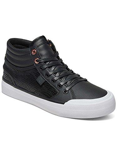 Damen Sneaker DC Evan Hi Se Sneakers Frauen Black/Black