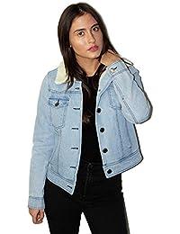 suchergebnis auf f r gef tterte jeansjacke