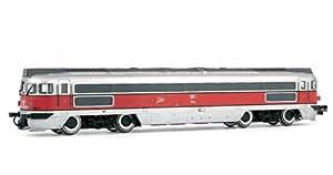 Electrotren - EL2315 - Modélisme Ferroviaire - Locomotive Diesel 353.005 Virgen de Bien Aparecida