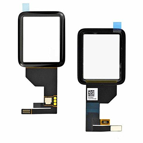 Original Digitizer passend für Apple Watch 42mm / Frontglas / Glas / Displayglas / LCD Reparatur / LCD Display / Touchscreen / LCD Replacement / 8 - Teiliges Werkzeugset TOOLS