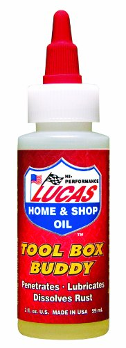 Lucas Oil 10070 Tool Box Buddy 2 Unzen, 59 ml -