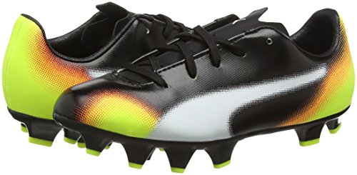 Puma Unisex Kids  ES4 5GrphFGJrF6 Football Boots   Black 01   4 Child UK 37 EU