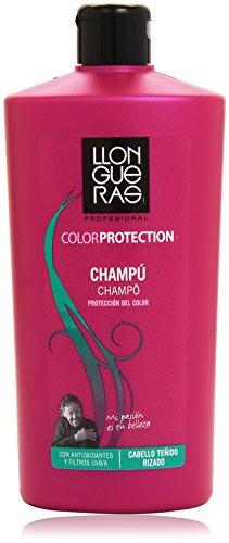 LLONGUERAS - SHAMPOO LLONGUERAS color protection rizado 700 ml-unisex