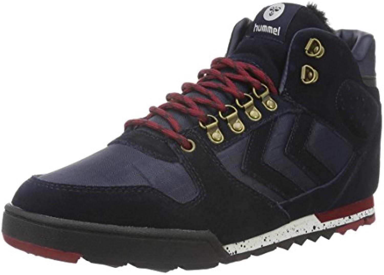 Hummel Nordic Roots Forest Boot (Hohe Sneakers)  Outdoor Herrensneakers  Wildleder Sneakers Aus Wildleder  mit