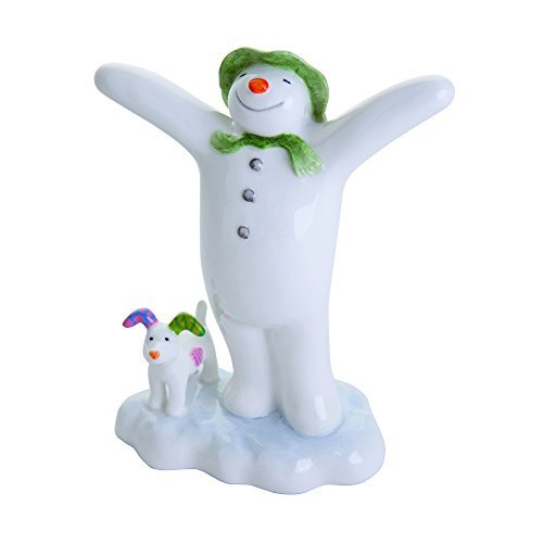 John Beswick JBS14 The Snowman Coming Alive - New 2015 by The Snowman