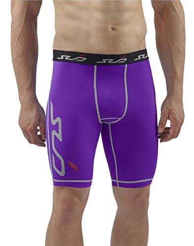 Sub Sports Men's Dual Compression Baselayer Shorts