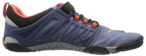 Vibram Fivefingers V-Train, Sneakers Uomo Viola (Indigo / Black / Blue)