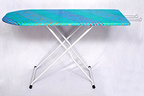 Arrision Folding Ironing Board / Iron Table with PRESS HOLDER size SIZE 122 x 47 cm (48 x 18 inch ) color may vary  available at amazon for Rs.1498