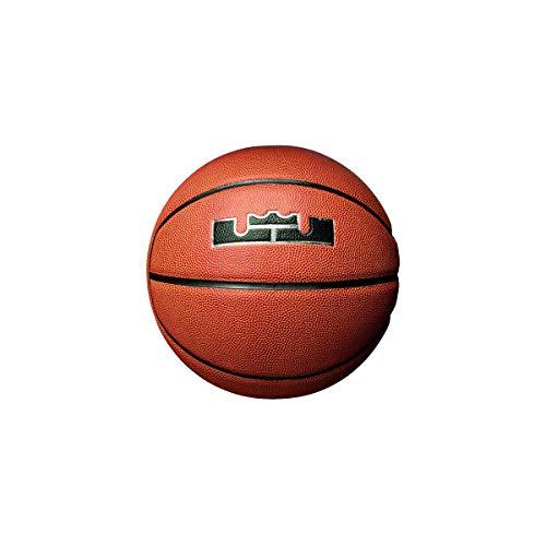on sale 84aae 68aa4 Nike Lebron All Courts 4P Basketbol Topu Kahverengi 7 Ürün Resmi